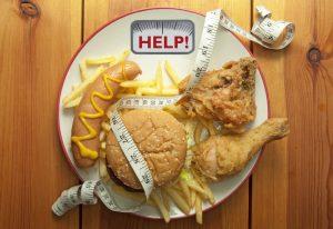 junk food and weight loss