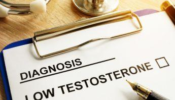 Low testosterone diagnosis