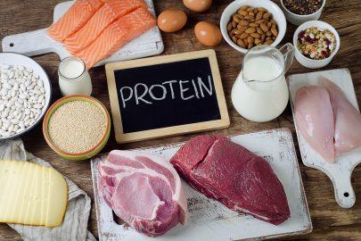 proteinous food